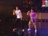 80s: Gabriel y Valeria (Bailando por un Sueño 05-07-2008)