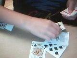 magie avec carte