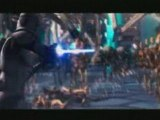 STAR WARS THE CLONE WARS (bande-annonce)
