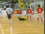Championnat du Monde AMF Mendoza 2007 : Argentine - Norvège