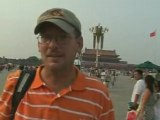 Tourist murdered on first day of Olympics in Beijing
