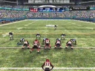 Madden 09 Bengals vs Colts 1st Quarter