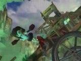Clad et Tifa à Mideel Final Fantasy VII