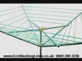 Rotary Clothes Dryer by Breezecatcher Clotheslines