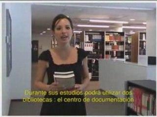 Universidad Católica de Lyon -  Presentación vídeo