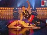 Pop Arabe: Karina y Cronwel (Bailando x un Sueño 09-08-08)