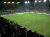 Rennes 4-4 Marseille (Joie après but de CSC Mandanda)