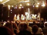 Spectacle de danse, festival interceltique de lorient (2008)