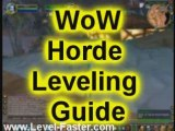 Horde Leveling Guide For WoW - World of Warcraft