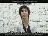 DBSK - Hidden Clip Yunho U-Know (Eng Sub)