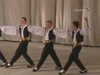 1) Sirtaki (Grèce) -ballets Igor Moisseyev (Russie)