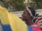 Zimbabwe et Colombie , Naucelle, festival, danse, rouergue,