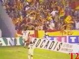 [RCL 94-95] Lens - Martigues, Nice, St- Etienne, Bordeaux