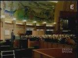 Envoyé spécial - Saddam Hussein - Georges Bush 2/3