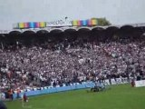 Ultra Girondins Bordeaux virage Sud