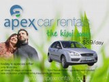 car rental new zealand | hire car new zealand