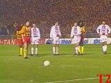 [RCL 94-95] Lens - PSG, Rennes, Montpellier, Martigues, Nice