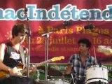 2_Les Shades, Festival Indétendances 2008
