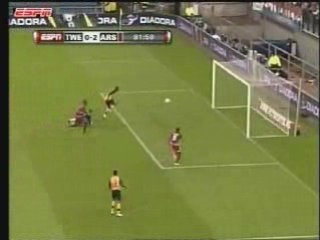 Adebayor 0-2 vs Fc Twente