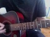 Aaron Lili U-turn Reprise acoustique
