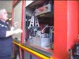 La caserne des pompiers - Le videobus