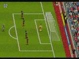 Mega Drive's European Club Soccer - Jeux Vidéo Rétro