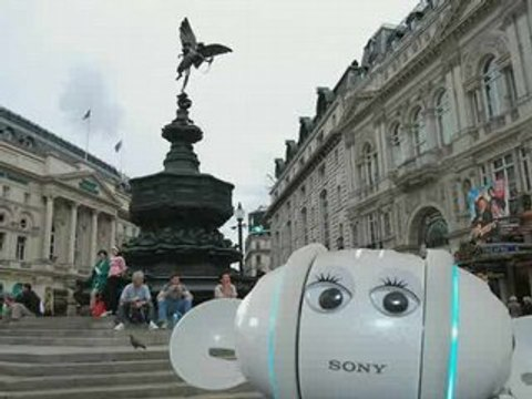Mr Rolly goes to London
