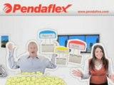 Pendaflex PileSmart Binder Label Clips