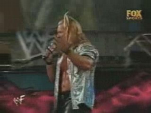 Chris Jericho Wwf Debut