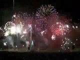 Feu d'artifice Royan 15 aout 2008
