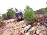 Belle marche en Suzuki Vitara Rando  Goupil 4x4 en Ardêche Les Vans 2008 IMG_0016