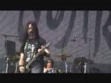 Rock en France :  Gojira avant Metallica