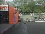 B3 New York 97 BMX street Dave Mirra run 1