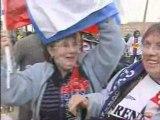 Les supporter foot lyon PSG 24 MAI 08