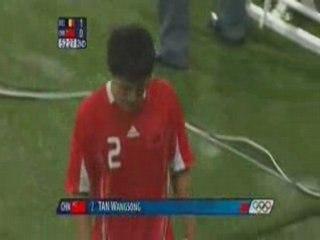 カンフーサッカー北京五輪