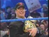 Brock Lesnar vs Hardcore Holly 4.3.04