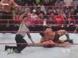 Hardy Boyz & DX vs Rated-Rko & MNM 4.12.06 pt2