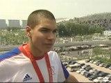 GB gymnast Louis Smith talks of winning bronze in Beijing