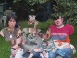 Vacances chez fred et isa juillet 2008