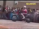 Oran Algerie PepsiCola Motocross  Alger Cascades Acrobaties