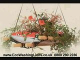 GNU Ceiling Clothes Airer UK