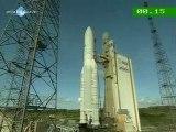 Lancement d'Ariane 5 14 août 2008