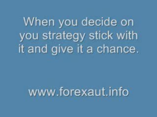 Forex Trading Tips : Trading Strategies