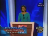 Michelle Obama Speech At The 2008 DNC Convention Part 1