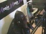 L'Skadrille freestyle sur RAJE.FM