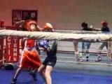 Guyard Romain boxe Saint ave 2008 Auray Boxe