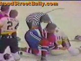 NHL Fights - Boston Bruins vs. Montreal Canadiens