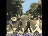 Paul is dead The Beatles Paul McCartney is dead