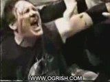wwf-wcw-faces of death-arm gets cut off during wrestling