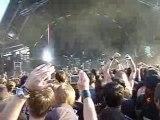 Dimmu borgir,hellfest 2008
